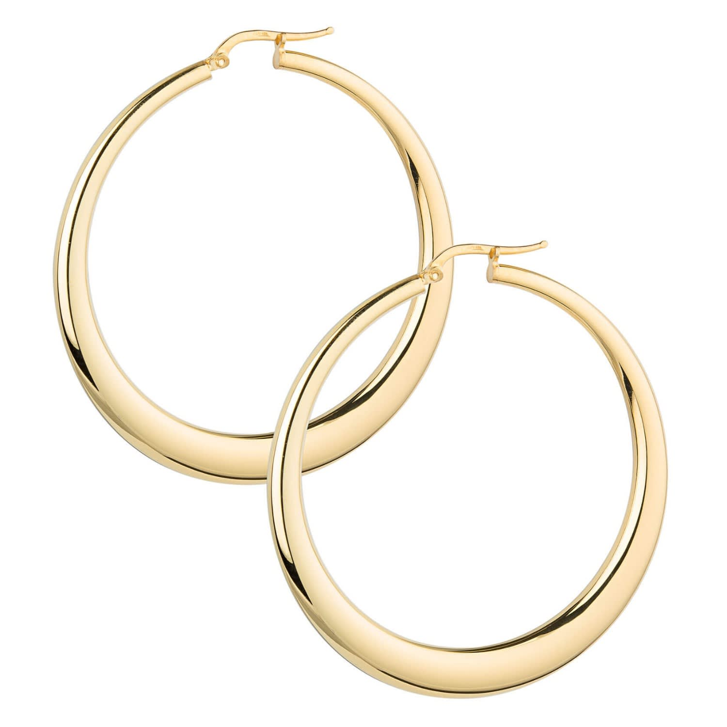 51aed7a2a La Portofino Gold Large | THE HOOP STATION | Wolf & Badger