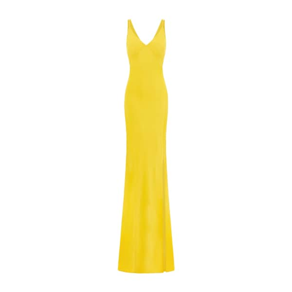 OUTLINE The Goldhawk Dress