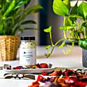 Frankincense, Patchouli & Lavender Energising Bath Salts image