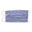 Reusable Face Mask - Nantucket Navy Stripe image