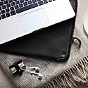 Folio Laptop Sleeve Black image