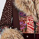 Brown Blazer Jacket Opera Punk image