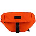 Large Clip Fastening Bum Bag Orange image