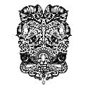 'Jewel & Jaguar' - Fine Art Print A3 image