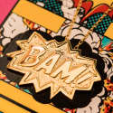 BAM Pendant Extra Large in Gold image