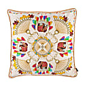 Festival Large Silk Cushion image