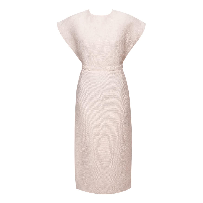 2e6c6bcd6742 Mabel Pastel Pink Kimono Top Midi Dress image