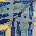 Sardine Modal Foulard - Grey image
