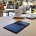 Folding 6 Card Wallet In Black image