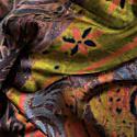 Berlin: Illuminated Manuscript Silk Story Scarf image