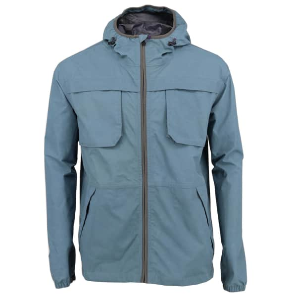 LORDS OF HARLECH Climb Jacket In Teal