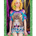 On the Prowl Leopard T-Shirt image