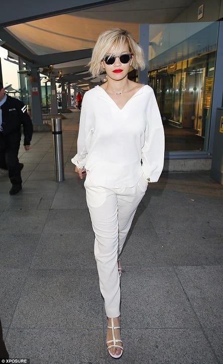 Rita Ora Finlay & Co