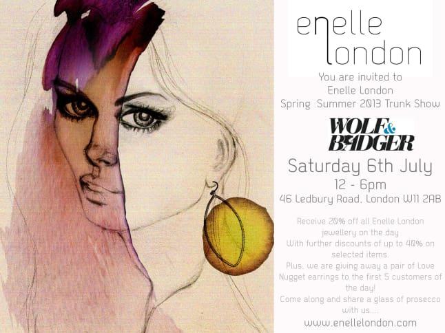 Enelle W&B invite