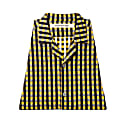 Yukata Shirt Black & Yellow image
