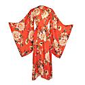 Tahiti Blossom Kimono image
