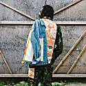 Denim Jacket - Flower Wall image