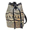 Delilah Backpack - Black Leather Trim image