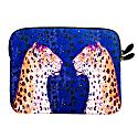 Laptop Case - Staring Leopards image