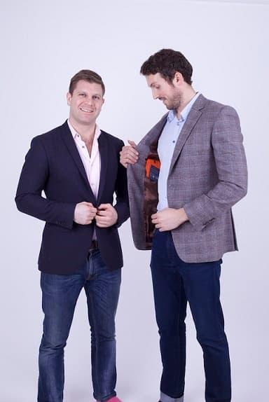 Dave & Ryan  ldnsockco
