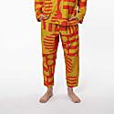 Paradox Paprika Organic Cotton Pyjama Trousers image