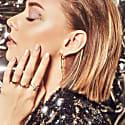 Zyia Cosmic Gold Earrings image