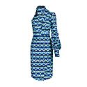 Dark Peacock Dress image