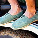 Whelk Espadrilles In Green image