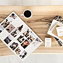Vision Board Reimagined™ - Powder Pink Covers + 100 Photos image