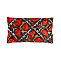 Halicarnassus Bodrum Suzani Ikat Double Sided Silk Heritage Design Cushion image