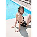 Black Versatile Bikini Top image