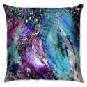 Rapture Violet Noir Cushion image