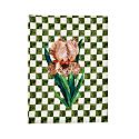 Iris Green Small Canvas Artwork image