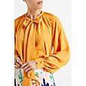 Delysia Yellow Bow Blouse image