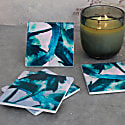 Waterlily Ceramic Coasters image