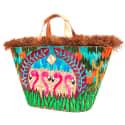 Flamingo Bag Embroidered image