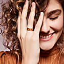 Rave Behave Ring In Silver image