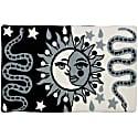 Sol Y Luna Cushion Grey image