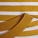 Knitted Breton Tee Sunflower image