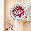 Damask Rose & Vetivert Himalayan Bath Salts image