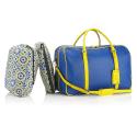 Al Hambra All Leather Weekend Bag  image