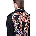 Fringe & Embroidery Jacket image
