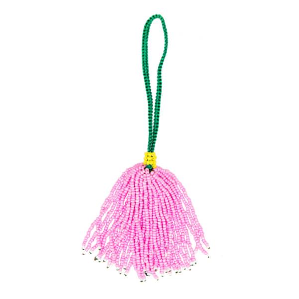 MADEBYWAVE Pink Tassel