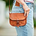 Vida Vintage Mini Mini Leather Bag image