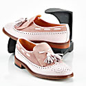 Eleanor Antique Pink Loafer image