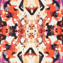 Crystal Silk Satin Pocket Square image
