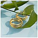 Simone Ring Gold Vermeil image