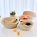 Amari Fruit Bowl - Brown Set Of 3 image