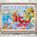 The Oriental Store Signed Limited Edition Print image
