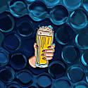 Enamel Pin Beer image